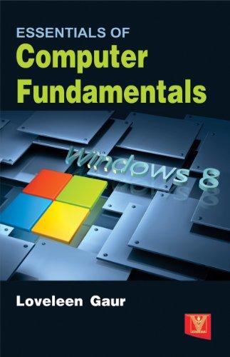 Essentials of Computer Fundamentals (English Edition), usato usato  Spedito ovunque in Italia