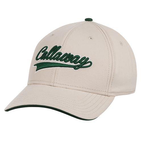 Callaway 5216224, casquette de baseball pour homme, beige (Khaki), U