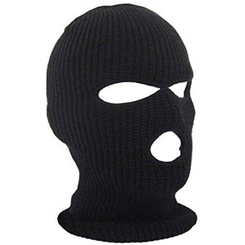 Xuniu máscara de Motocicleta con 3 Orificios