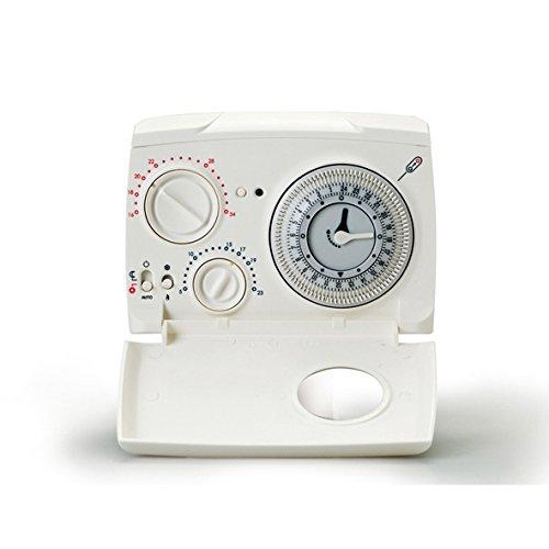 fantini cosmi c32 cronotermostato giornaliero con orologio