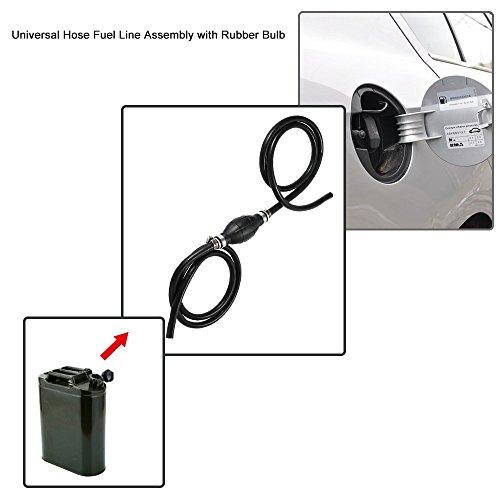 kkmoon 12mm poire d 39 amorcage carburant pompe bateaux alliage gasoil essence diesel pump conduite. Black Bedroom Furniture Sets. Home Design Ideas
