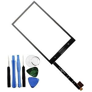 BisLinks® Front Glas Digitizer Berühren Bildschirm Linse + Tools für HTC One M7 801e 801n