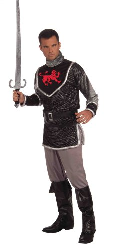 Sir Lancelot Kostüm - Medieval Knight Adult Male Costume One