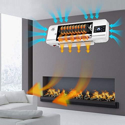 Calentador Eléctrico De Pared PTC Cerámica Panel