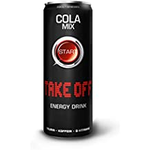 Take Off Energy Drink - Cola Mix, 24er Pack (24 x 330 ml)