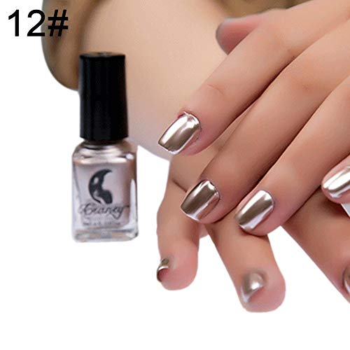 Metallic Mirror Flash Polierter Nagellack