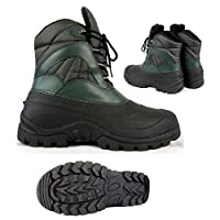 Oakwood KLOBBA FIELD GREEN FISHING/HIKING BOOTS SIZE 8