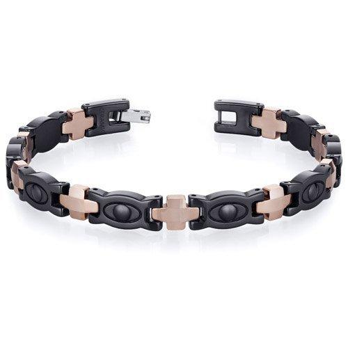 peora-suave-herren-wolfram-keramik-kupfer-ton-auge-link-armband