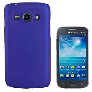 Generic Anti-Scratch Plastic Case For Samsung Galaxy Ace 3 / S7272(Dark Blue)
