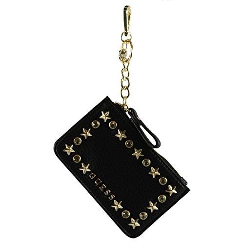 Guess Porte-monnaie Femme Flat - Noir - Taille unique