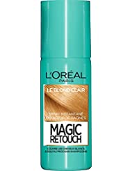 L'Oréal Paris Magic Retouch Spray Retouche Racine Instantané le Blond Clair 75 ml
