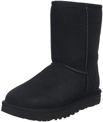 UGG Australia Classic Short II Boot Stiefel Women black - 41