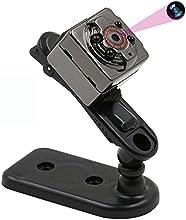TANGMI Mini Spy Camera 1080P Full HD Mini DV La cámara del coche DVR de movimiento sin hilos de aluminio Video Camcorder