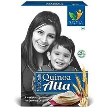 Quinoa Nutritions Multigrain Atta, 450 Grams