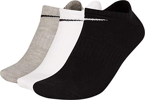 Nike U Nk Everyday LTWT NS 3Pr Socks