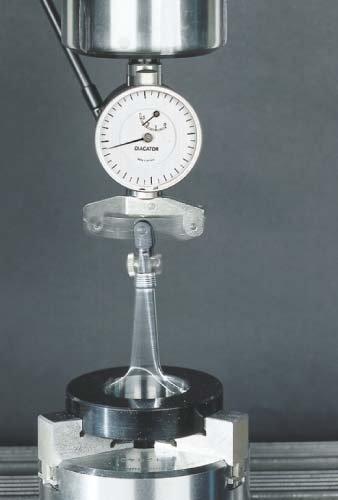 DIACATOR Taster abgewinkelt 48 mm, Kugeldurchmesser 3,6 mm