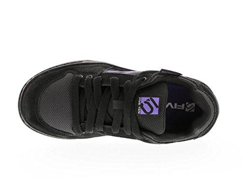 Five Ten Girls MTB-Schuhe Freerider Women Schwarz/Purple Black/Purple