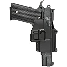 Airsoft G.20+ negra metálica - muelle/spring . Calibre 6mm. Potencia 0,5 Julios