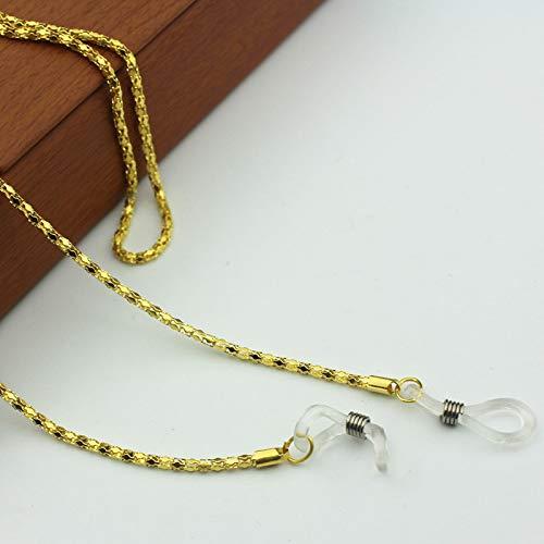 Eyewear Kette Retainer Perlenbrillen Kordel Lanyard Kette 1 Stück