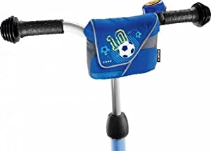 Puky 9715LT 1Brazo Funda, Azul de fútbol
