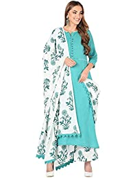 Meera Fab Women's Cotton Salwar Suit