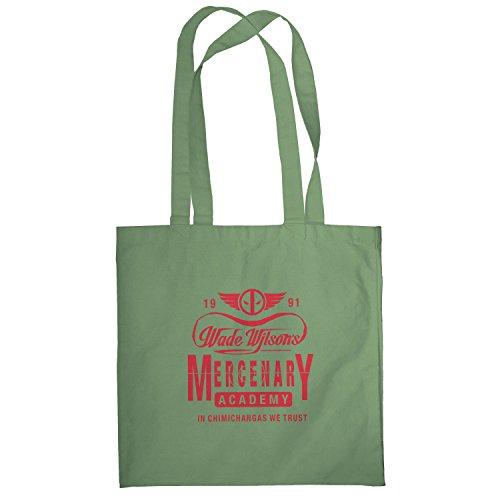 Kostüme Mercenaries 2 (TEXLAB - Wade Wilson's Mercenary Academy - Stoffbeutel,)