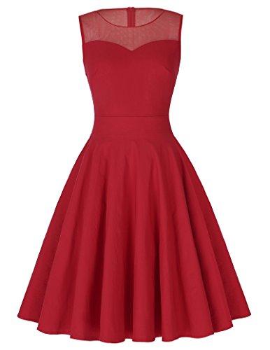 Rote abendkleider kurz