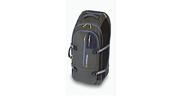 Lifeventure Ceduna 120 Wheelie Luggage - Green  Amazon.co.uk  Sports    Outdoors 1a167504ae804