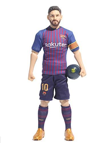 Sockers FCB action figure of Messi 2018 / 19, Barça color, 30 cm (BanboToys 2)