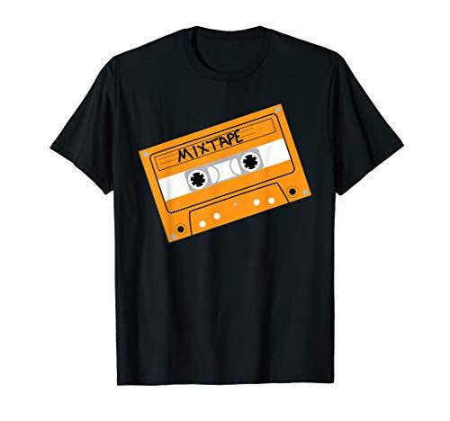 Mixtape Retro Vintage Musik Kassettenband Kostüm