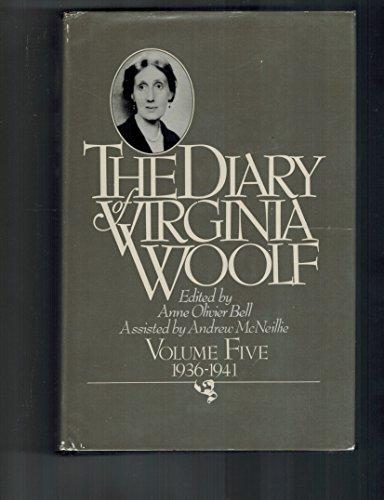 The Diary of Virginia Woolf: 1936-1941: 5 por Virginia Woolf