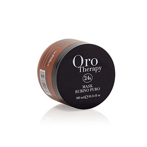 Masque cheveux colorés Rubino Oro Therapy 300ml