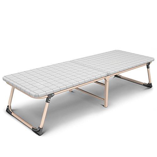 DEO Fauteuils inclinables Lit pliant Lit simple Lit de soins Lit simple Lit de planche de bois Lit pliant Lit simple Bureau Siesta Bed