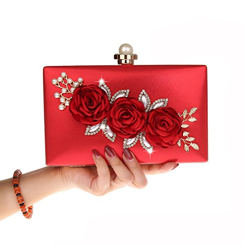 TOOKY, Borsa a zainetto donna Red