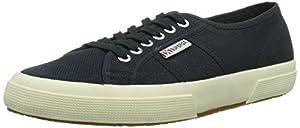Superga 2750 COTU CLASSIC, Unisex-Erwachsene Sneaker, Blau (Navy S933), 41 EU