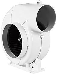 Seaflo 24V 320CFM 6,0A Sifflets de cale pour bateau d'assèchement Ventilation Support flexible
