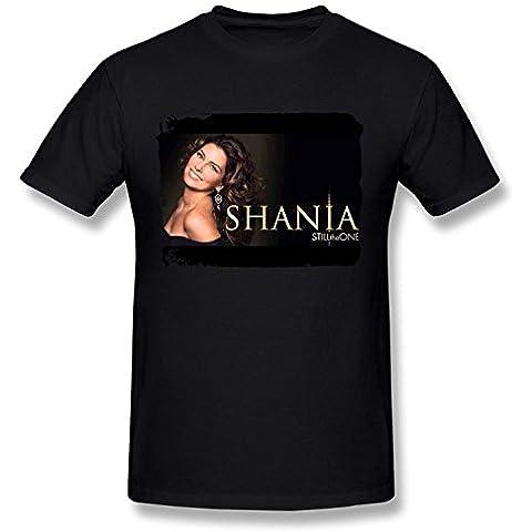 Alida Liuwer DONVAN Men's Shania Twain Still The One T-shirt