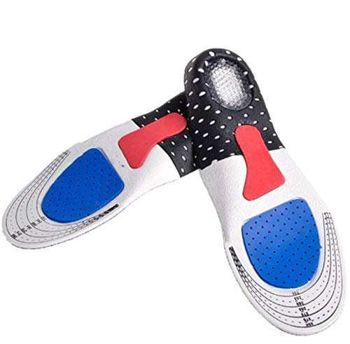Silikon-Gel-Einlagen Fußpflege Orthopädische Einlagen Schuhpolster Plantarfasziitis Ferse