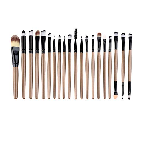 Stockton 20x Professional Make-up-Pinsel Billig Trendiges Set Tools Make-up Toiletry Beauty Makeup...