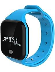 Xiang X5 Smart Bracelets IP67 Étanche Santé Smart Band Fitness Tracker Wristband Pédomètre Bande