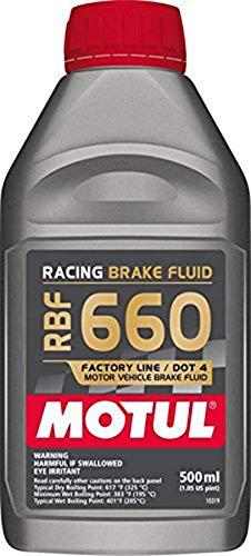 MOTUL rbf 660 Racing Brake Fluid 0,5L