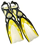 Mares Erwachsene Flosse X-Stream Yellow, XL