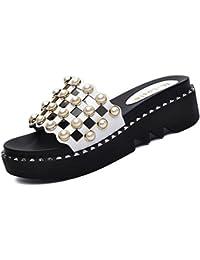 34 Pantofole Donna Scarpe Sposa Da E it Amazon awxB1It1