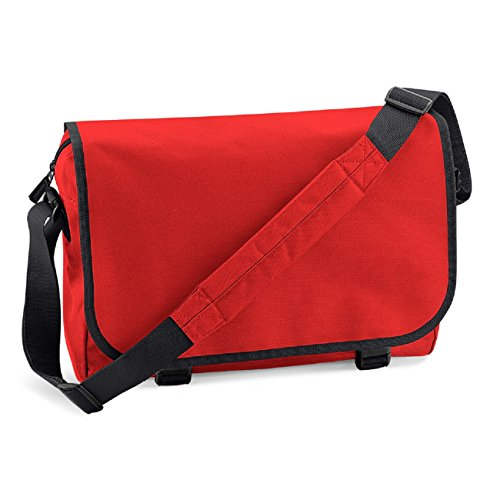 Bagbase - Borsa a tracolla Bright Red