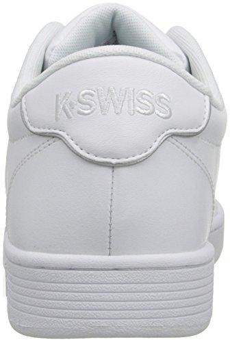 Corte Hommes Cesti K Pro swiss Ii Bianco Cuir argento Cmf Ixq1fU5q