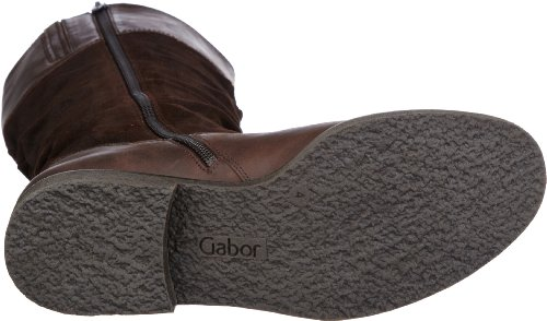 Gabor Shoes 5152268 Damen Fashion Stiefel Braun (moro/mocca)