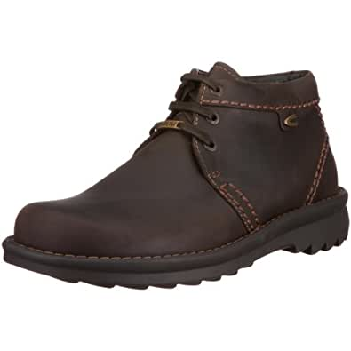 camel active Ontario GTX 12 261.12.03, Herren Desert Boots, Braun (mocca), EU 39 (UK 6)