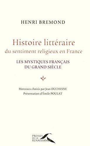 histoire-littraire-du-sentiment-religieux-en-france
