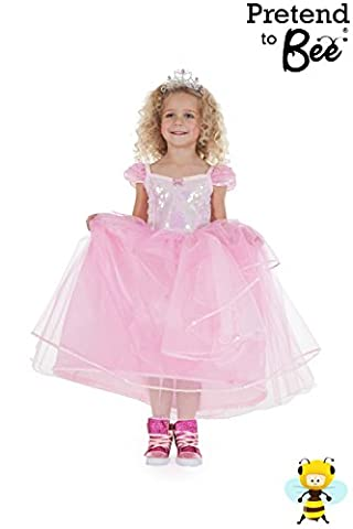 Deluxe Tiffany Princess - Kids Costume 3 - 5 years