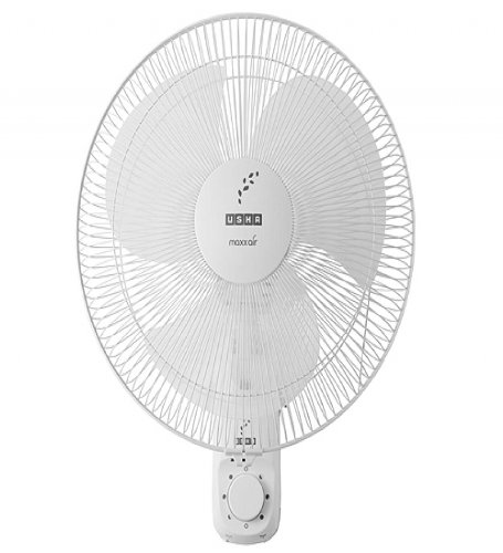 Usha Maxx Air 400mm Wall Fan (White)